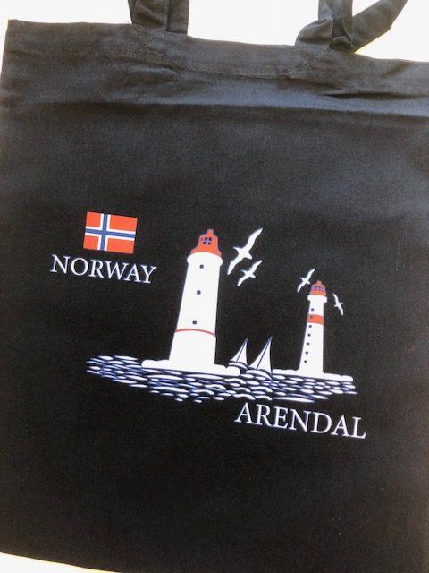 handlenett med logo
