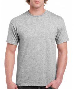 fantastisk t-skjorte i ren bomull med valgfritt trykk
