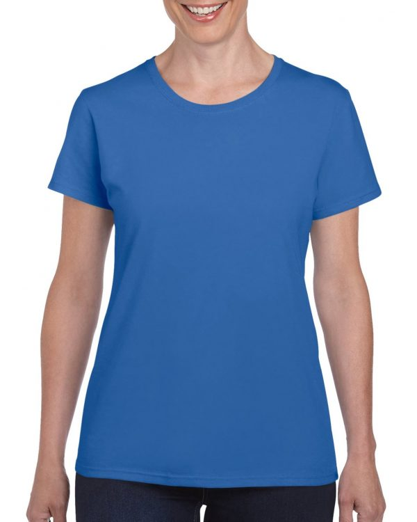 Kraftig t-skjorte i bomull, med trykk