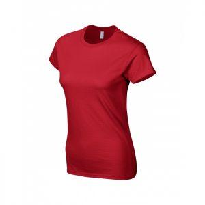kraftig bomullst-skjorte med valgfritt trykk