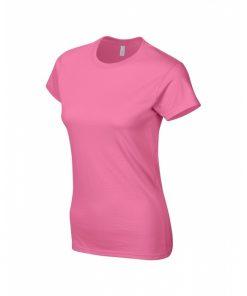 t-skjorte til dame med valgfritt trykk