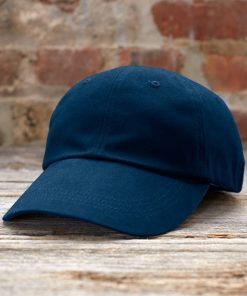 baseballcap med logo