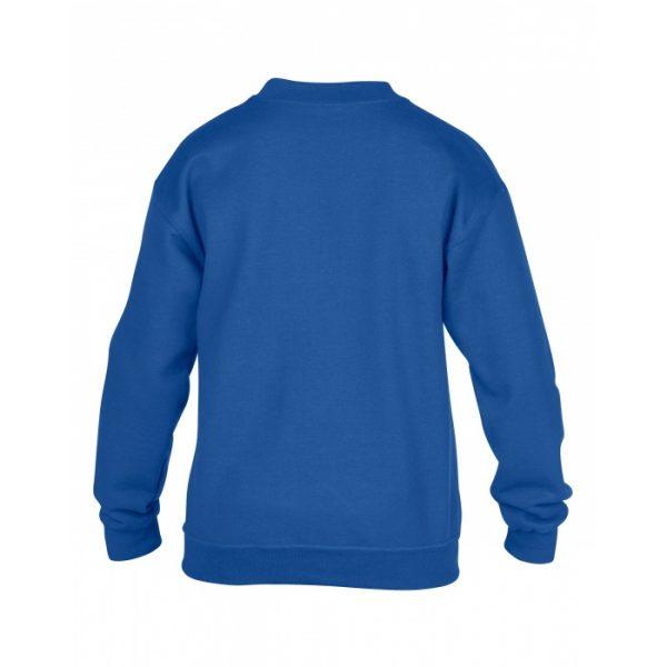 sweatshirt til barn med firmalogo