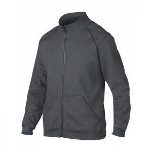 jakke i bomull med egen logo