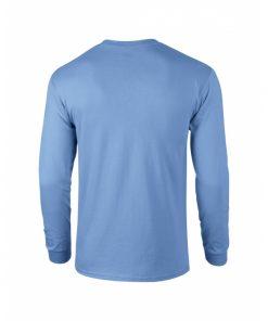 langermet t-skjorte med egen logo
