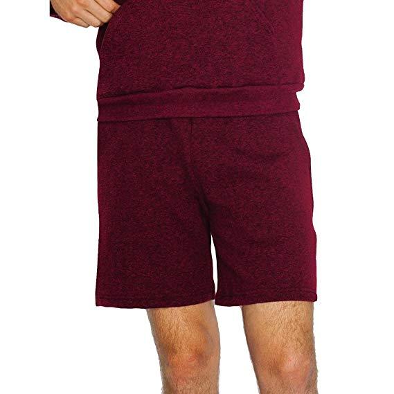 Shorts med trykk