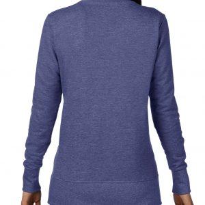 Sweatshirt til dame med logo