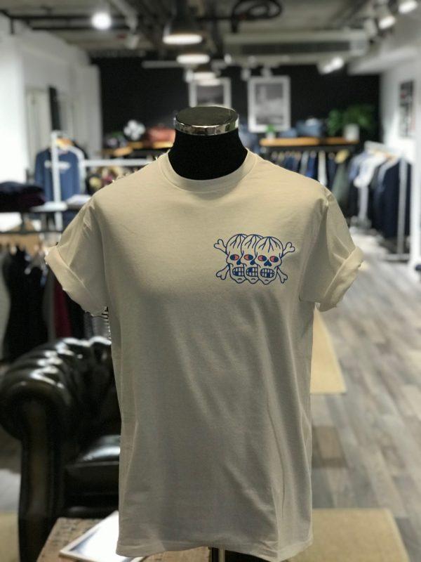Vi har levert t shirts med logo til Tiger City Tattoo Her er