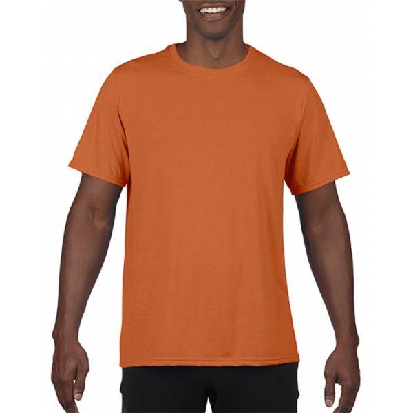 T-skjorte til sport, med trykk