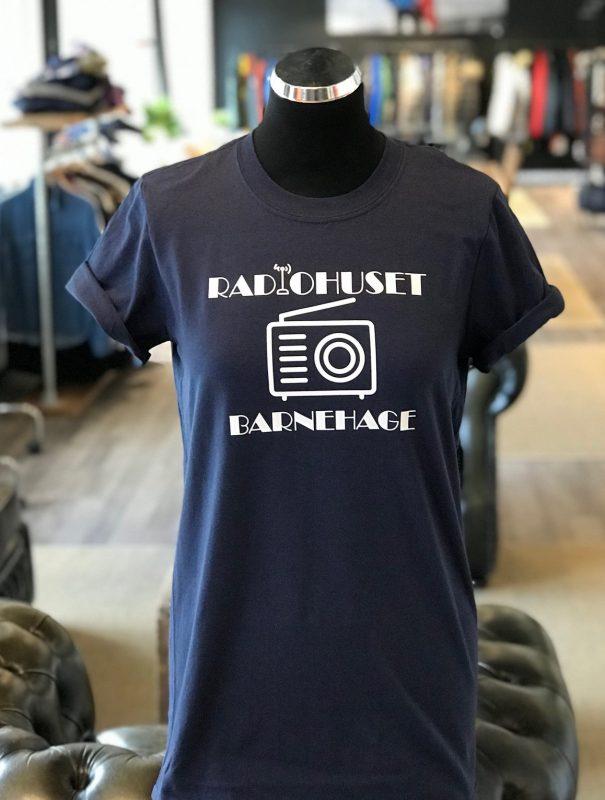 T-skjorte med logo